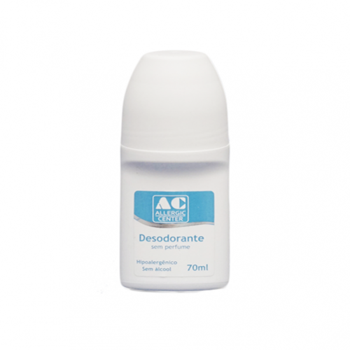 Desodorante Hipoalergênico 70ml – Allergic Center