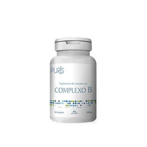 Vitaminas do Complexo B - 275mg